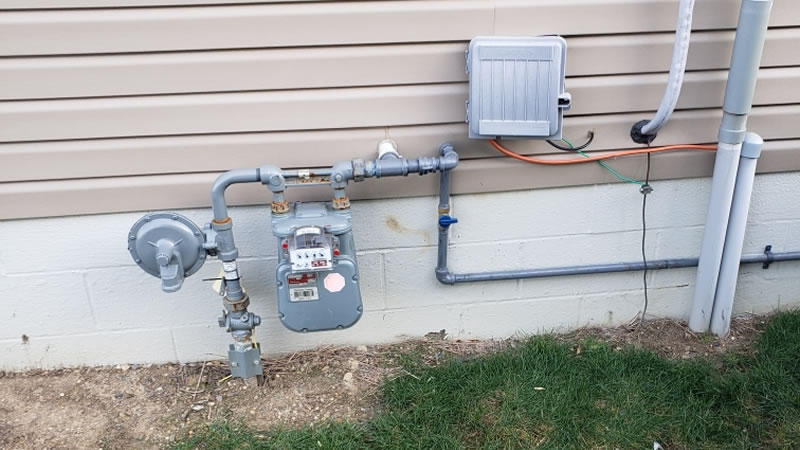 Gas Line Piping, Repair, and Leak Detection Services