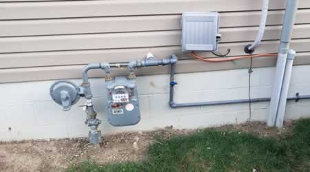 Gas Piping Installation, Replacement, and Repair