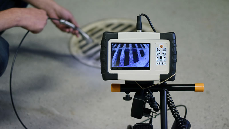 Sewer Camera and Drain Inspections