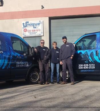 Unique Plumbing Team